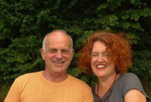 Heiligen Feld Tage - Susanne und Oswin